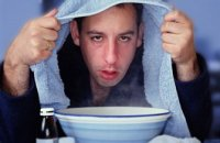 Seven of folk remedies for colds