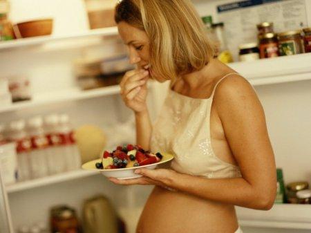 Почему беременным хочется яблок 48