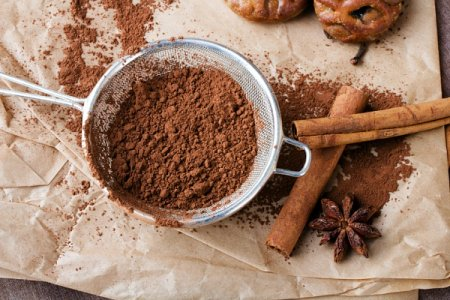 Top 5 curative recipes with cocoa