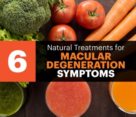 6 Natural Treatments for Macular Degeneration Symptoms