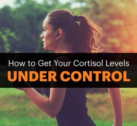 Get Your Cortisol Levels Under Control & Turn Down the Stress