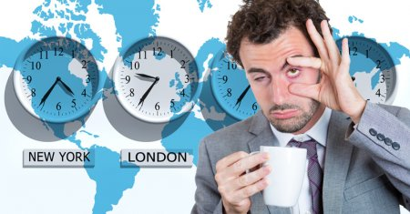 Jet Lag Symptoms and Causes