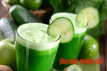 Cucumber Juice To Melt Belly Fat Rapidly