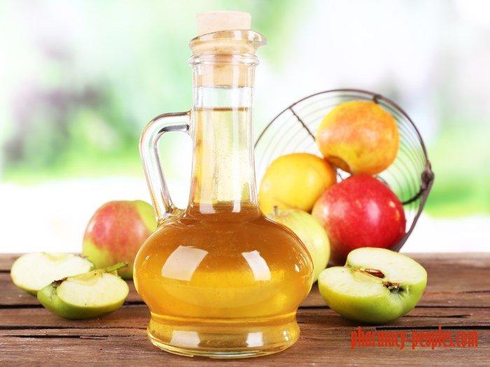 Уксус яблочный в домашних условиях рецепт из яблок 172